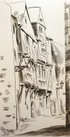 Artwork preview : Engravings, Nantes, rue Bossuet