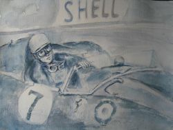 Artwork preview : Watercolors, Dawy : 24heures du mans