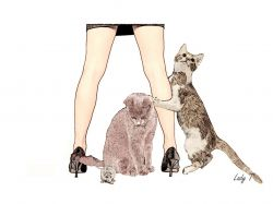 Artwork preview : Prints, Cats.C.2012