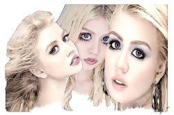 Artwork preview : Prints, Allison Harvard Portrait