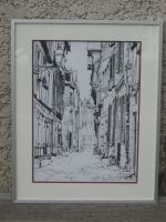 Artwork preview : Rigaudeau : Rue de la Reine Bérengère