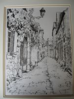 Artwork preview : Rigaudeau : Rue Saint Pavin de la Cité