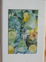 Artwork preview : Watercolors, Rigaudeau : Citronnade