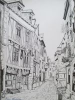 Artwork preview : Drawings, Vieux Mans ( 4 )