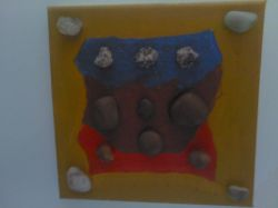 Artwork preview : Clay Painting, rock and roll