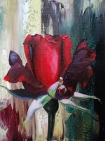 Artwork preview : Paintings, Gradeanu : ROSE