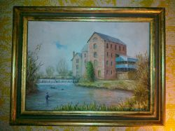 Artwork preview : Oil Painting, Le Loir
