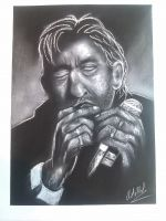 Artwork preview : Pastel, Mellal : SERGE GAINSBOURG